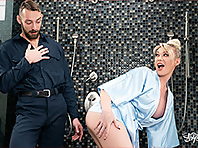 Unplug It with shemale pornstar Aubrey Kate
